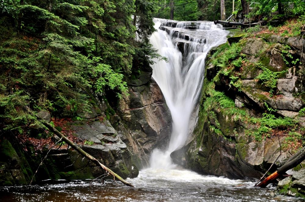 Wodospad-Szklarki